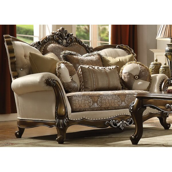 Best Brand Mccloud Standard Loveseat by Astoria Grand by Astoria Grand