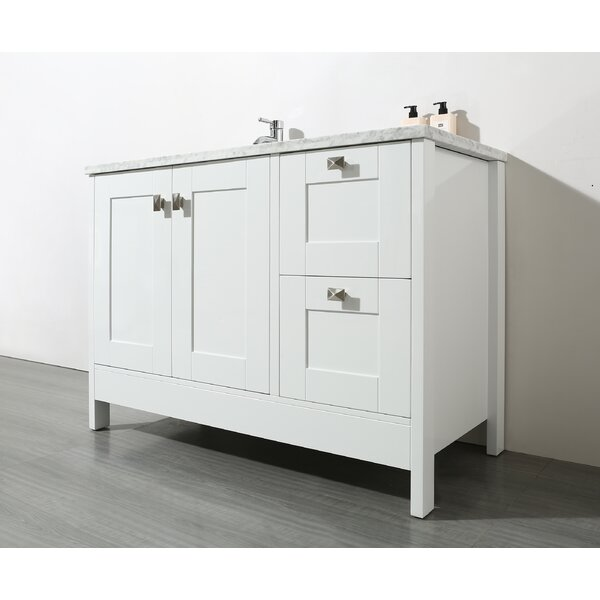 Darley 48 Single Bathroom Vanity Set by Highland Dunes