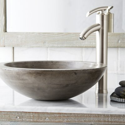 Native Trails Circular Sink Ash Bathroom Sinks