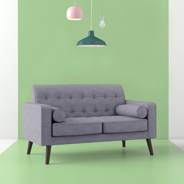 Brody Loveseat By Hashtag Home Great Reviews