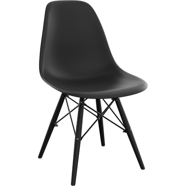 Wendler Plastic Dining Chair (Set Of 2) By George Oliver