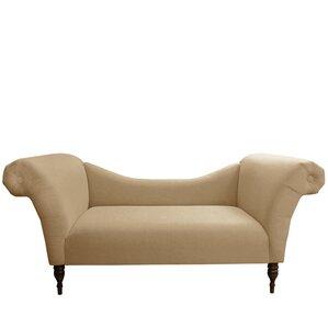 Linen Chaise Lounge  sc 1 st  Wayfair.com : fainting chaise lounge - Sectionals, Sofas & Couches