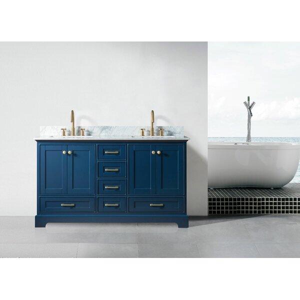 Hornsby 60 Double Bathroom Vanity Set
