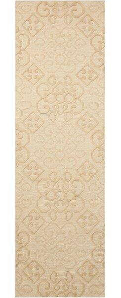 Veney Handwoven Wool Linen Area Rug