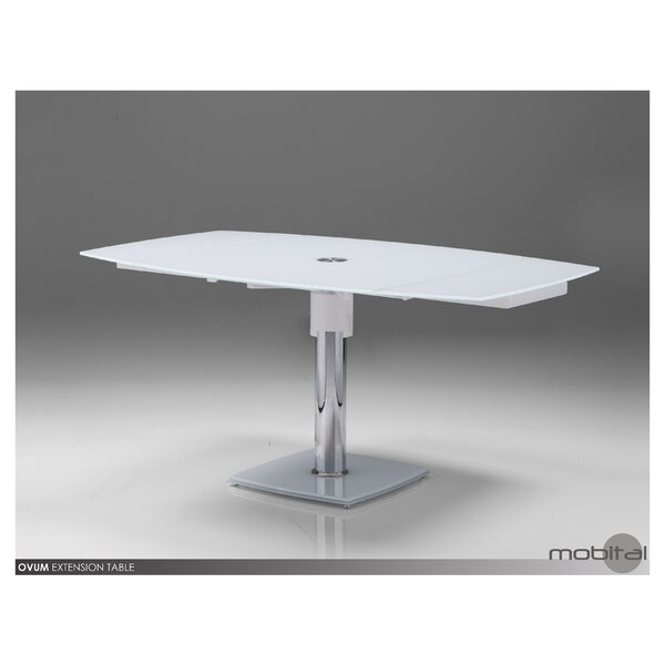 Carlson Extendable Dining Table by Orren Ellis