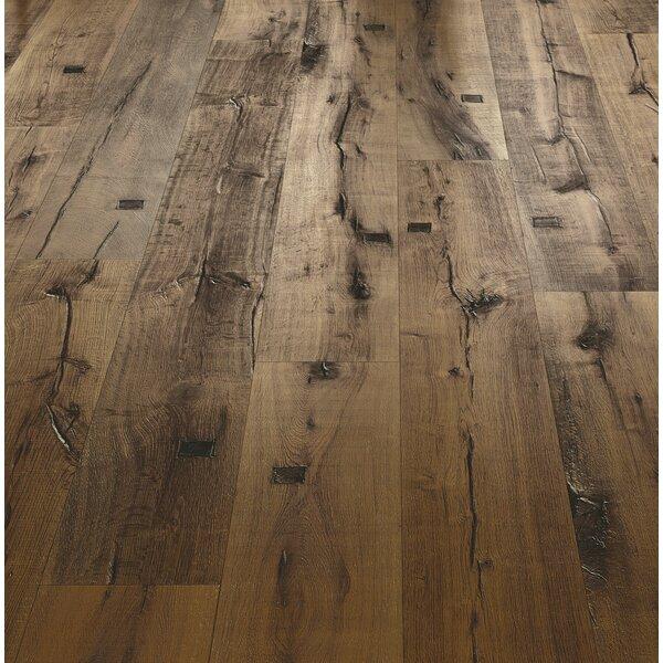 Woodloc Sweden 7-1/2 Engineered Oak Hardwood Flooring in Sparuto by Kahrs