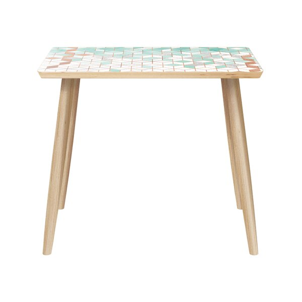 Carriage Hill End Table By Bungalow Rose
