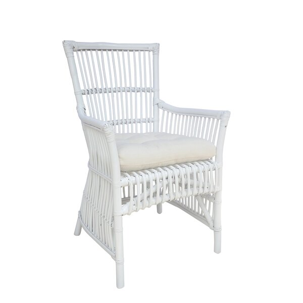 Forney Belinda Patio Chair with Cushions by Bay Isle Home