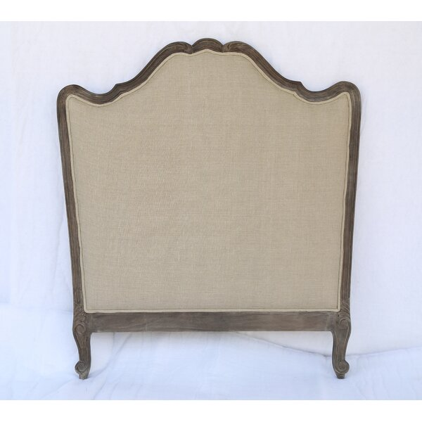 Granado Upholstered Panel Headboard by Darby Home Co