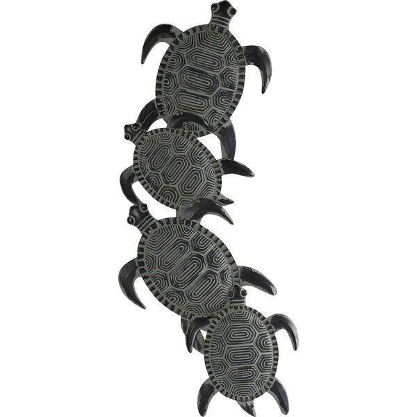 Rhys Turtle Decor Wall Décor by Beachcrest Home