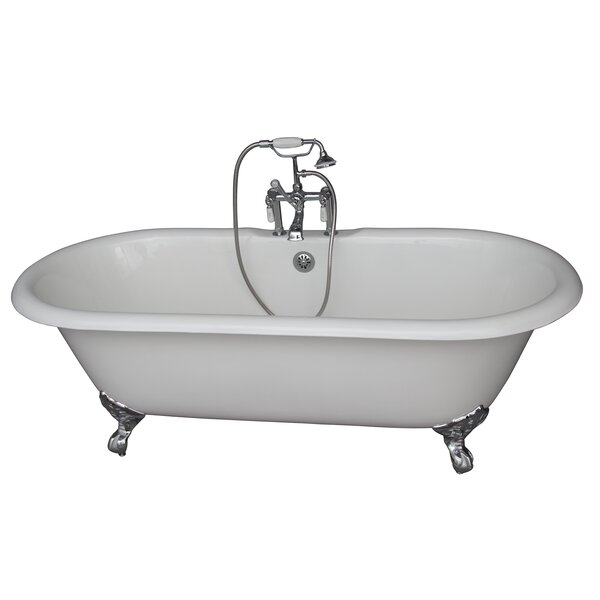 67 x 31 Soaking Bathtub Kit by Barclay