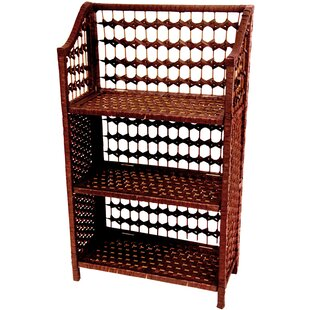 Rattan Standard Bookcase Oriental Furniture