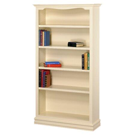 Cape Cod Standard Bookcase by A&E Wood Designs