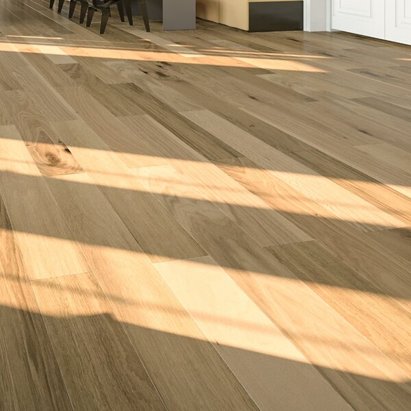 Midway 5 Engineered Oak Hardwood Flooring in Natural by GoHaus