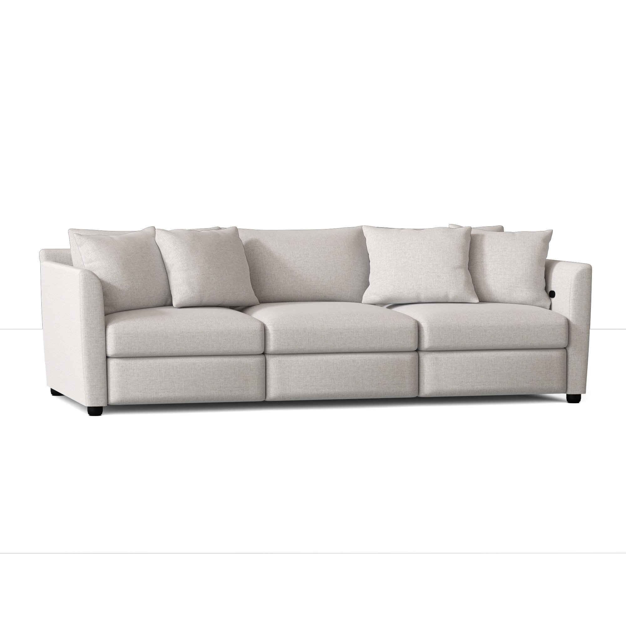 Cyrus Reclining Sofa Reviews Allmodern