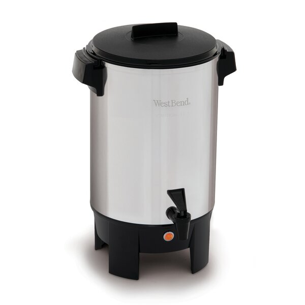 30-Cup Coffee Urn by Focus Foodservice