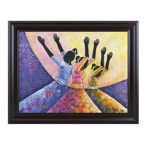 Praise Him Framed Painting Print by African American Expressions