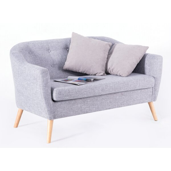 Brunet Loveseat By Corrigan Studio