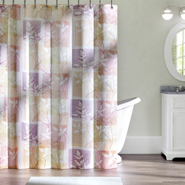 Nightingale Shower Curtain by Andover Mills