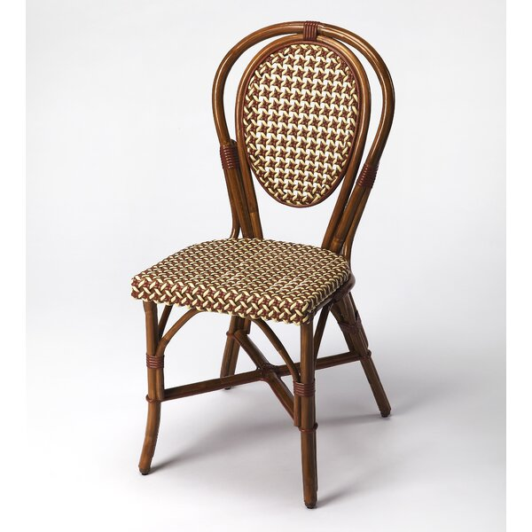 Olympus Side Chair by Bay Isle Home