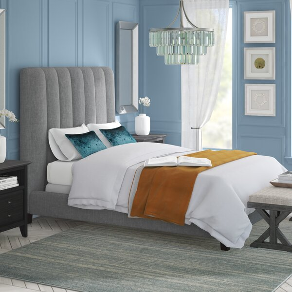 Mcmaster Upholstered Standard Bed by Ivy Bronx