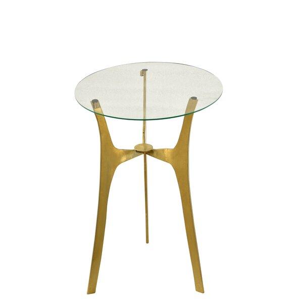 Asko End Table by Tipton & Tate