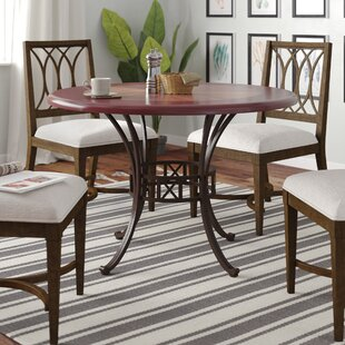 Compare prices Gravity Dining Table ByRed Barrel Studio