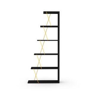 Stan Standard Bookcase by Brayden Studio 2019 Sale