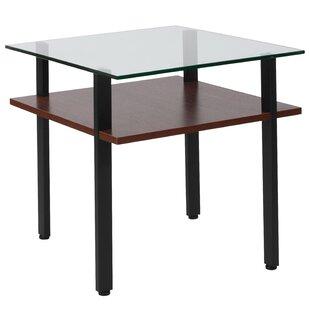 Compare prices Natumbua End Table ByEbern Designs