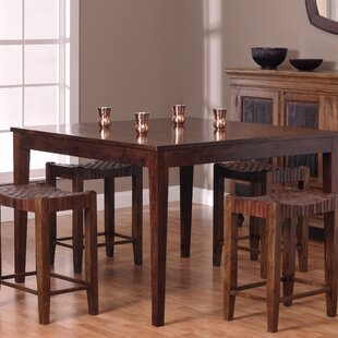Alessandro 5 Piece Counter Height Dining Set By Mistana