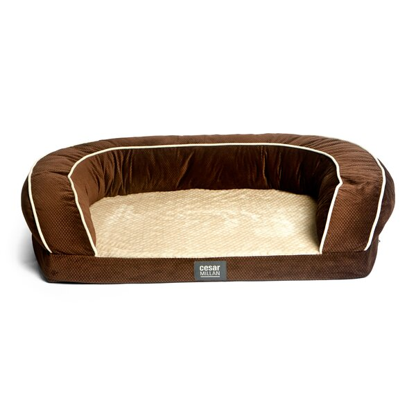 Cesar Millan Ortho Bliss Bolster by R2P Pet Ltd.