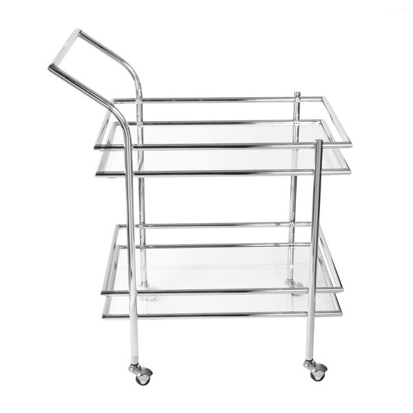 Rolling Bar Cart by Design Guild