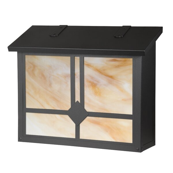 Raymond Wall Mounted Mailbox by America's Finest Lighting Company