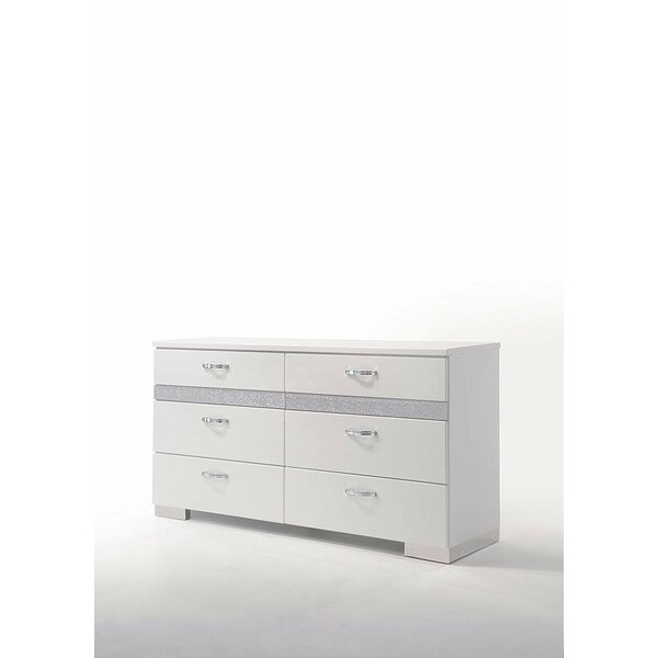 Ischua 6 Drawer Double Dresser by Orren Ellis