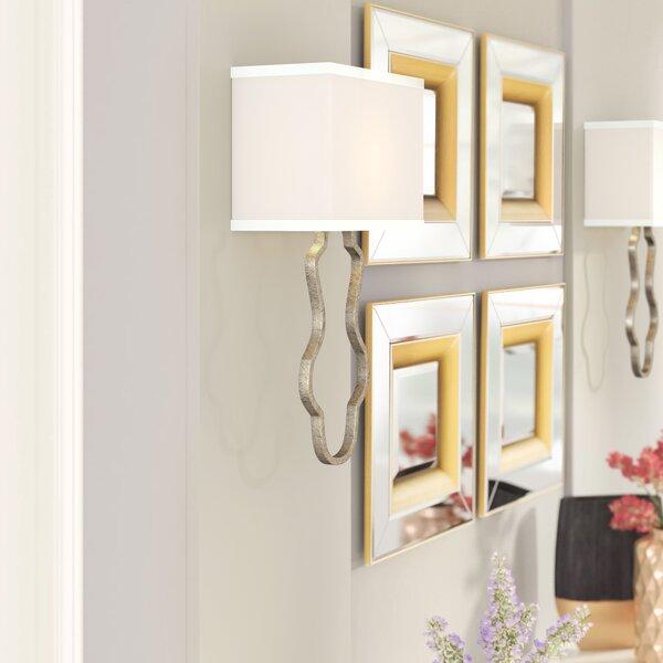 Erroll 1-Light Wall Sconce by Willa Arlo Interiors