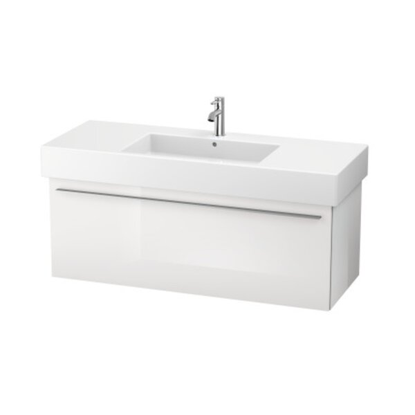 Vero 47 Single X-Large Bathroom Vanity Set by Duravit