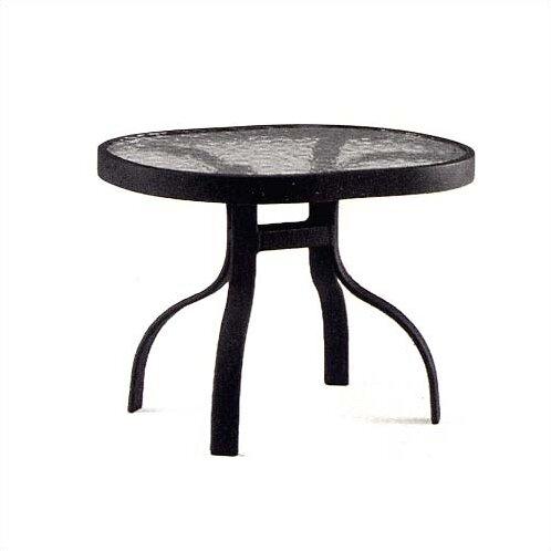 Deluxe Side Table by Woodard