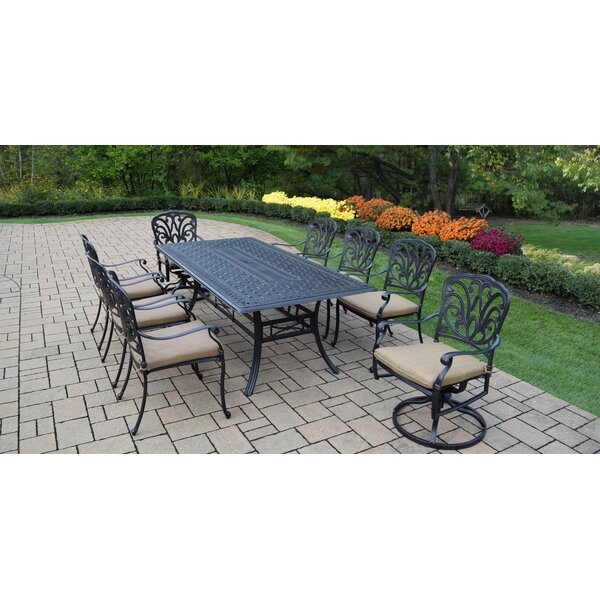 Bosch 9-Piece Dining Set by Darby Home Co