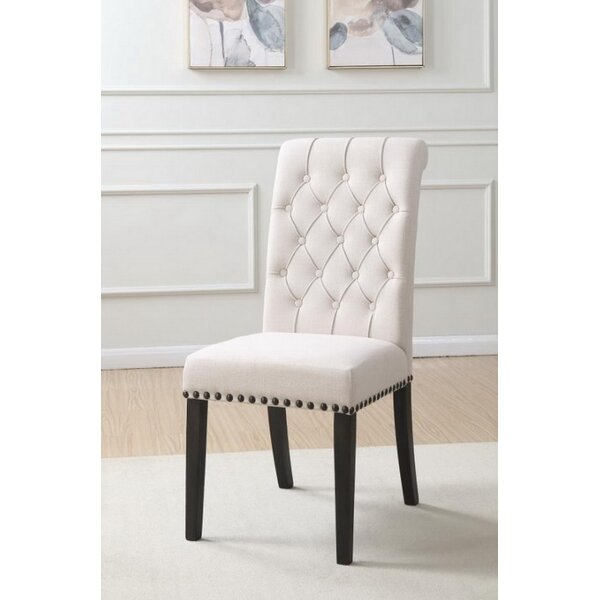 Matthew Upholstered Dining Chair (Set of 2) by Gracie Oaks