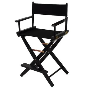 Brinkley Premium Folding Director Chair