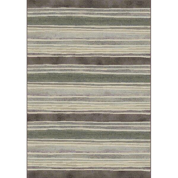 Goodell Gray/Purple Area Rug by Fleur De Lis Living