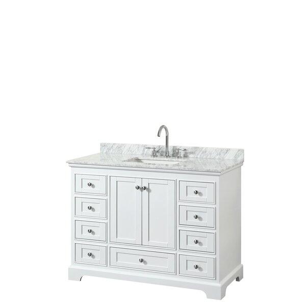 Deborah 48 Single Bathroom Vanity Set by Wyndham Collection