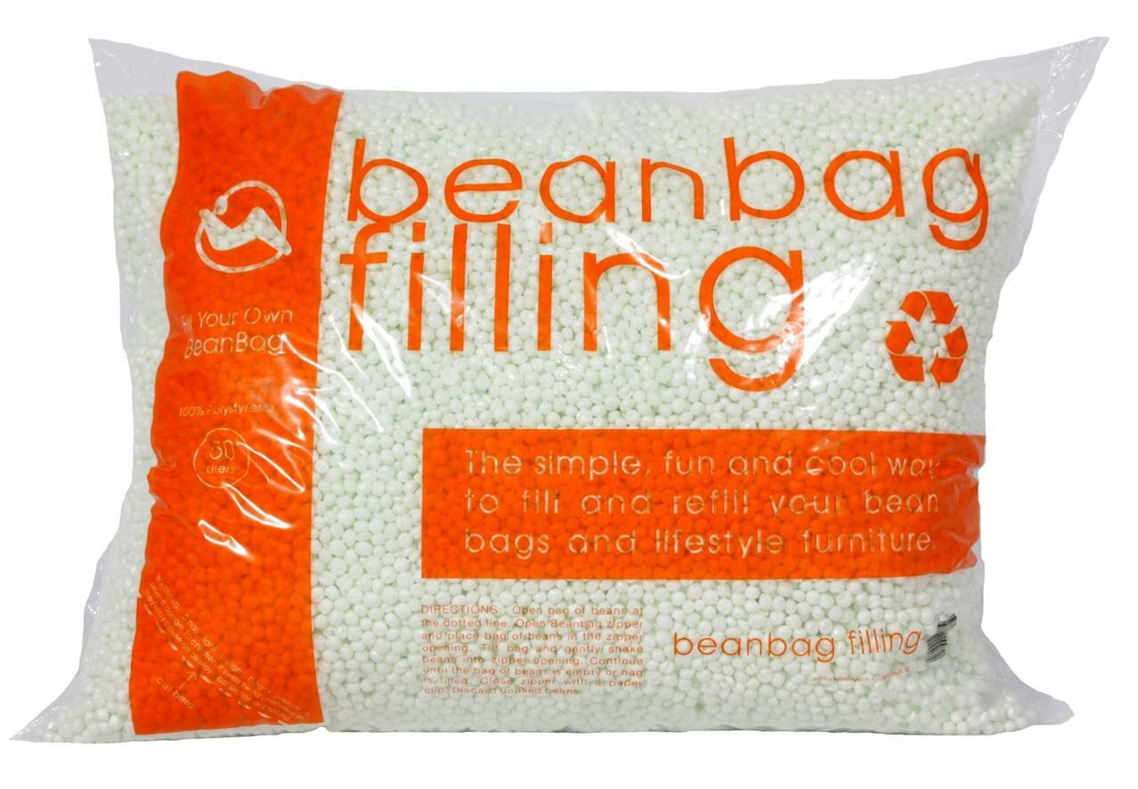 4e9943d0529f Comfort Research Bean Bag Bean Bag Replacement Fill   Reviews