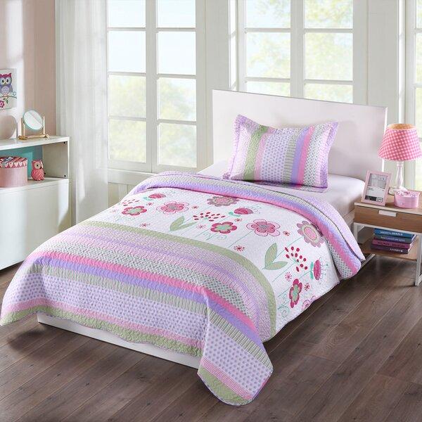 Monty Reversible Quilt Set by Harriet Bee