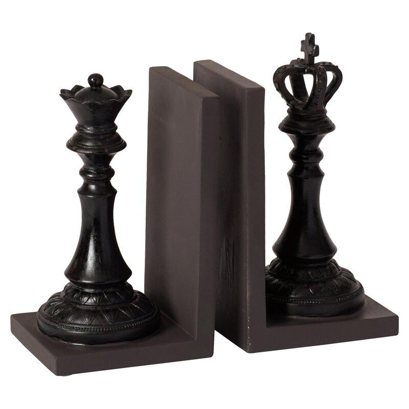 Open Foyer Chess : Chess bookends reviews joss main