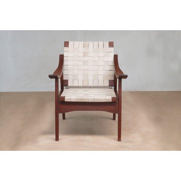 Izapa Armchair by Masaya & Co Masaya & Co