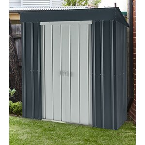7 in w x 3 ft 9 in d garden sheds 7 x 9