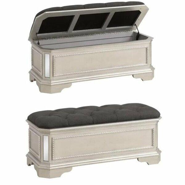 Verne Upholstered Storage Bench