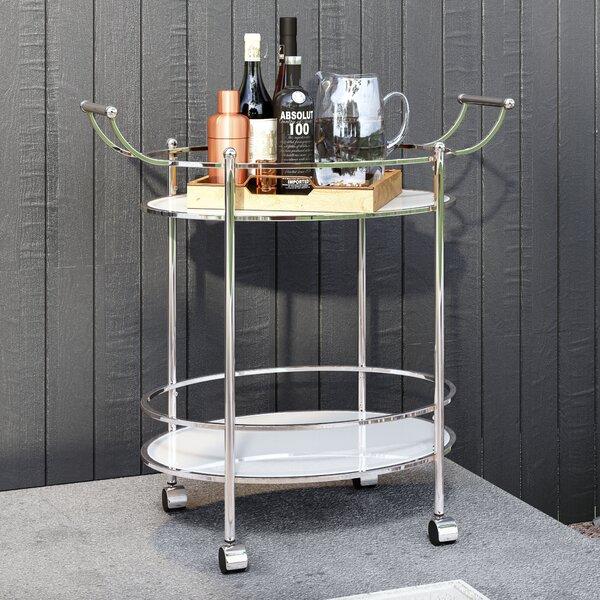 Pruitt Bar Cart By Wade Logan