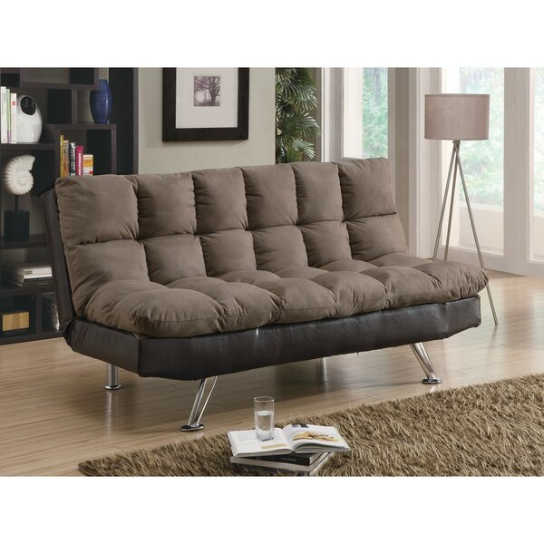 Voorhies Relaxing Convertible Sofa by Latitude Run